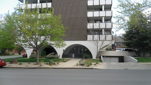 The Hightower Apartments Is A Great Building In Location We Are Located Down Street From Cheeseman Park Within Walking Distance To Many